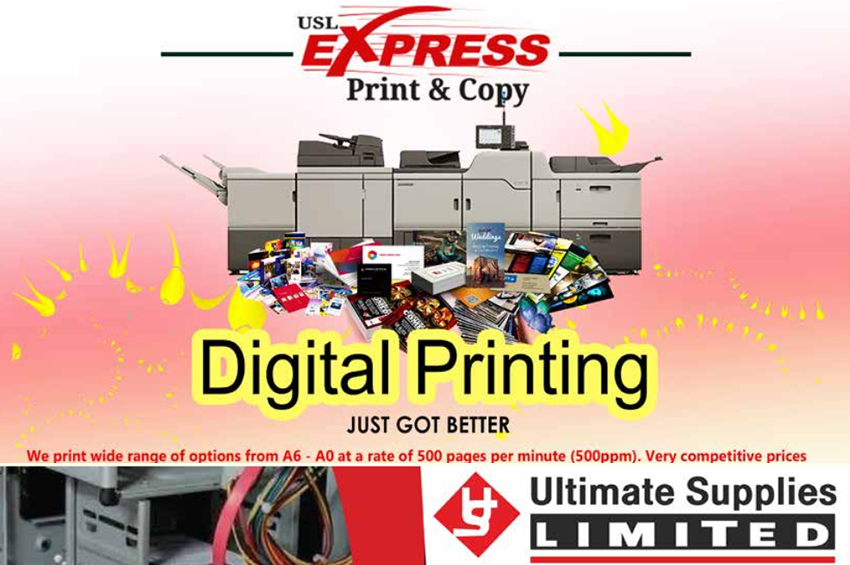Digital Printing Just Got Better with Ultimate Supplies