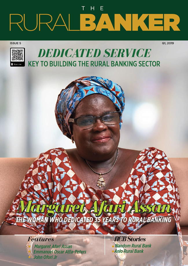 Dedicated Service; Key To Building The Rural Banking Sector