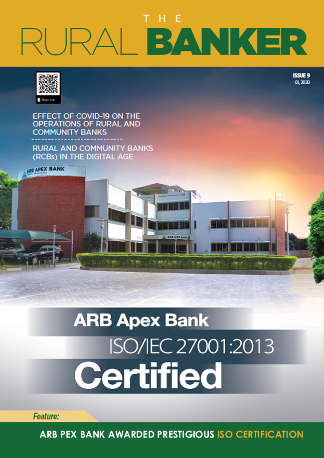 ARB Apex Bank Awarded Prestigious ISO Certification