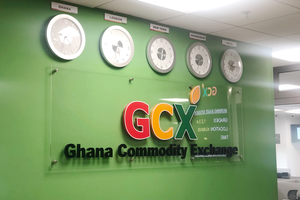 The Ghana Commodity Exchange